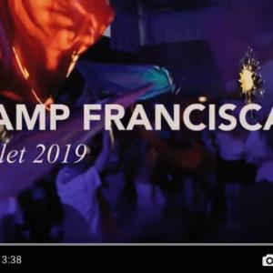 Camp Franciscain de Juillet 2019