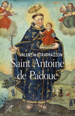 Superbe livre sur saint Antoine de Padoue