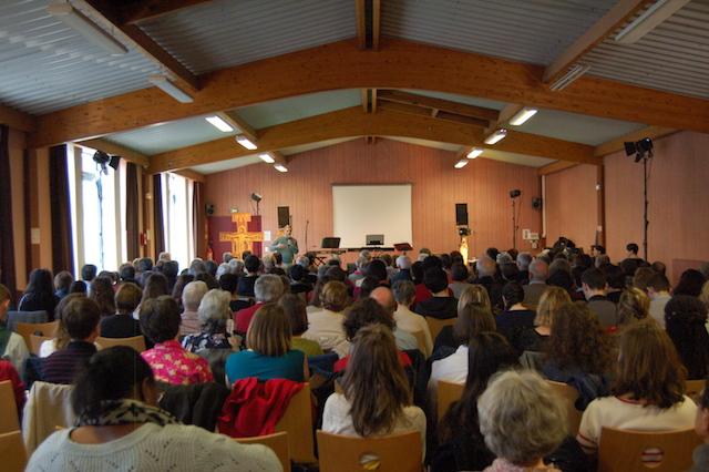 Conference sur le paranormal avec Francois Mathijsen