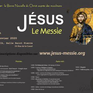 Forum Jésus le Messie à Cholet