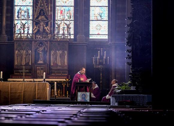 Messe du Jeudi Saint – 9 avril 2020 à 18h30